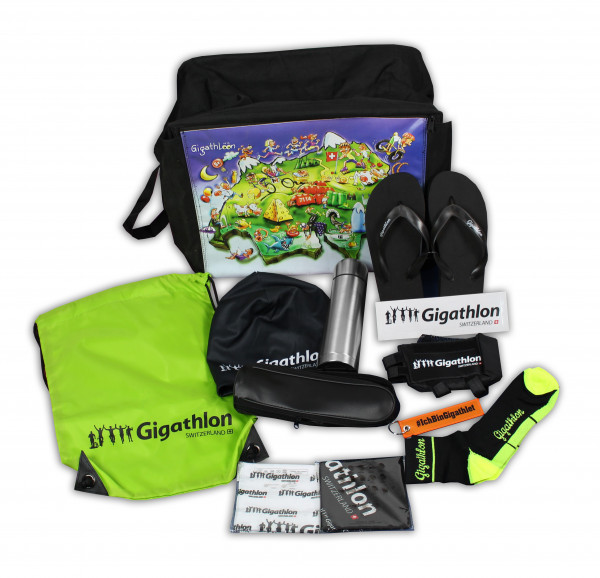 Gigathlon Fan-Set